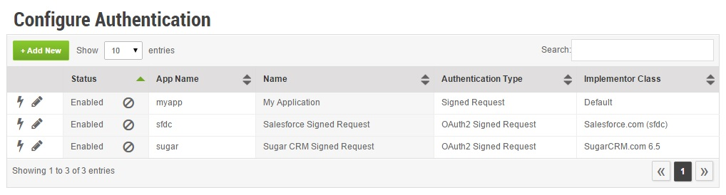 Configure Portal Authentication